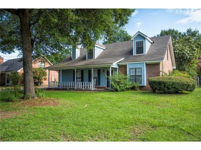 Montgomery Single Family Home For Sale: 4049 Faunsdale Drive