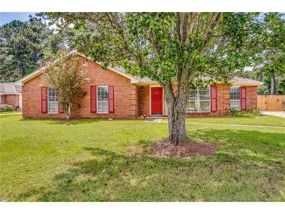 Pike Road Single Family Home For Sale: 531 Bridlebrook Boulevard
