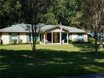 Single Family Home For Sale: 338 Pine Forest Drive