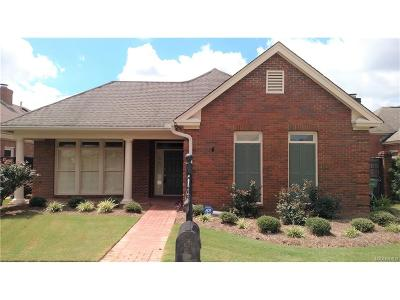 Montgomery AL Single Family Home For Sale: $210,000