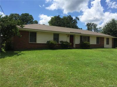 Prattville Single Family Home For Sale: 207 Marian Drive
