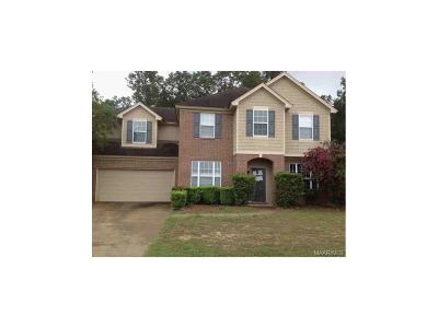 Montgomery AL Single Family Home For Sale: $205,900
