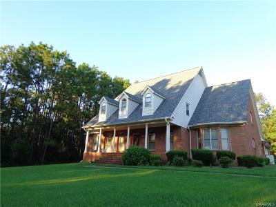 Prattville Single Family Home For Sale: 708 Wyatt Loop Road