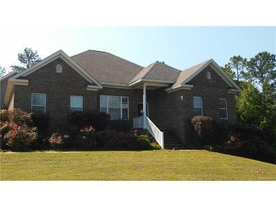 Single Family Home For Sale: 511 Asbury Ridge Road