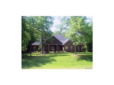 Prattville Single Family Home For Sale: 101 Jordan Crossing