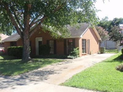 Montgomery AL Single Family Home For Sale: $69,000