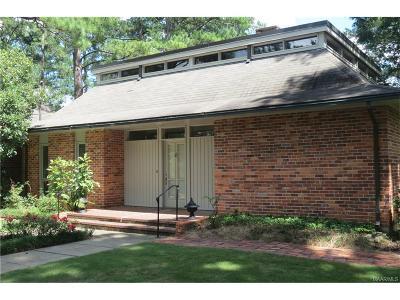 Montgomery AL Single Family Home For Sale: $255,000
