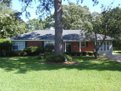 Montgomery AL Single Family Home For Sale: $83,000