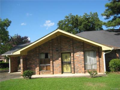 Montgomery Single Family Home For Sale: 2784 W Edgemont Avenue
