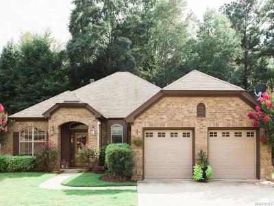 Pike Road Single Family Home For Sale: 9554 Gunnison Drive