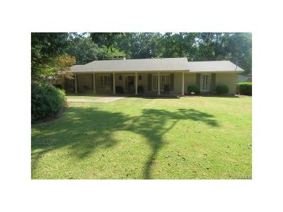 Montgomery Single Family Home For Sale: 3327 Boxwood Drive