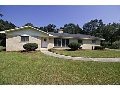 Prattville Single Family Home For Sale: 1528 Northington Road