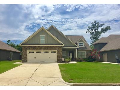 Pike Road Single Family Home For Sale: 75 Stone Park Trail