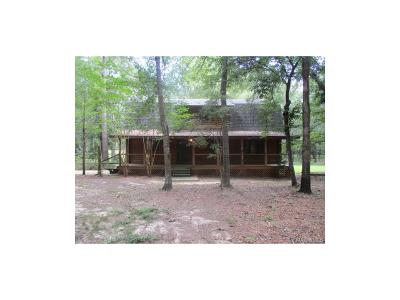 Single Family Home For Sale: 13922 Old Pike Road