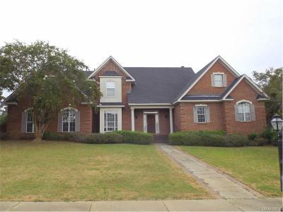 Prattville Single Family Home For Sale: 138 E Poplar Street