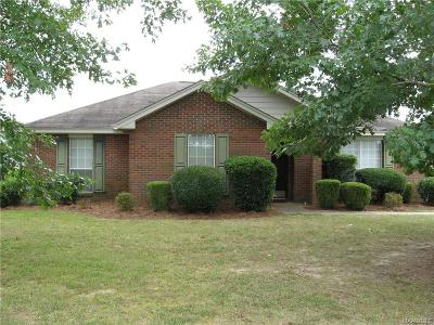 Pike Road Single Family Home For Sale: 614 Deer Path Drive