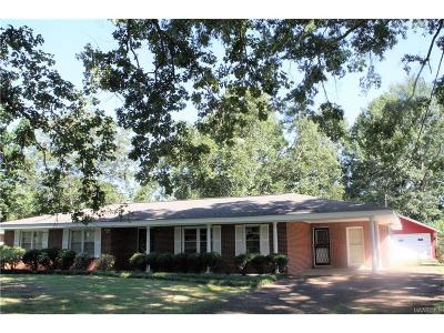 Millbrook Single Family Home For Sale: 4951 Peachtree Street