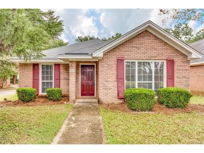 Prattville Single Family Home For Sale: 827 Dee Drive
