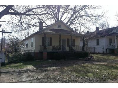 Wetumpka Single Family Home For Sale: 53 North Street