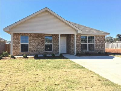 Prattville Single Family Home For Sale: 1835 Cotton Blossom Way