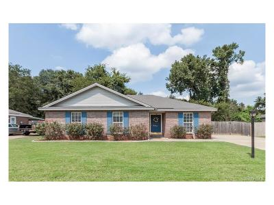 Prattville Single Family Home For Sale: 825 Joan Lane