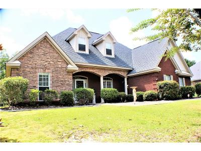 Wetumpka Single Family Home For Sale: 33 Will Ridge
