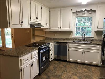 Prattville Single Family Home For Sale: 1306 Huie Street
