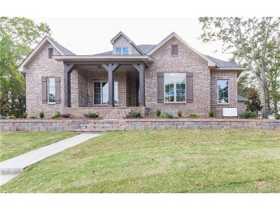 Prattville Single Family Home For Sale: 1610 Dominick Road