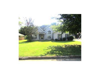 Prattville Single Family Home For Sale: 1216 Kingston Garden Road