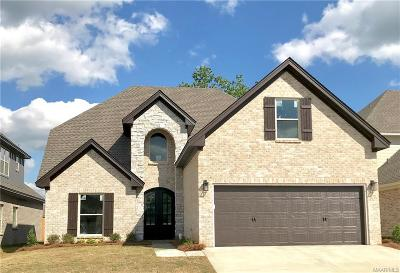Montgomery Single Family Home For Sale: 1049 Timber Gap Crossing Place