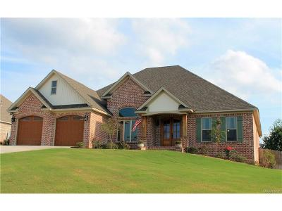 Prattville Single Family Home For Sale: 191 Winchester Way