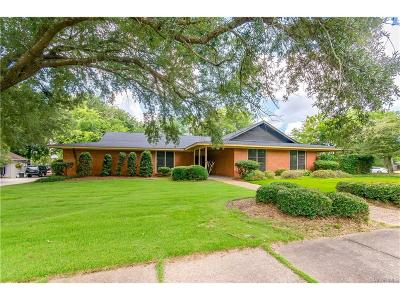 Montgomery Single Family Home For Sale: 2400 Hermitage Drive