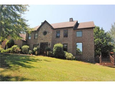 Wetumpka Single Family Home For Sale: 1247 Weoka Road