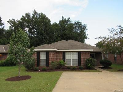 Prattville Single Family Home For Sale: 517 McGriff Street
