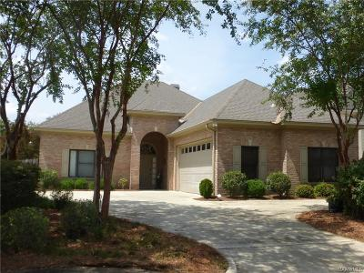Montgomery Single Family Home For Sale: 9842 Bent Brook Drive