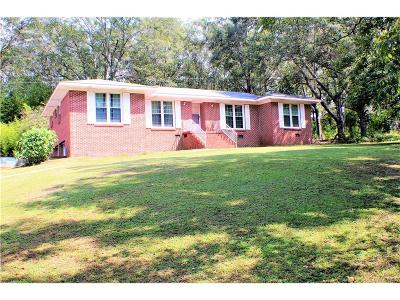 Wetumpka Single Family Home For Sale: 1880 Grier Road