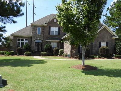 Prattville Single Family Home For Sale: 120 Andiron Court