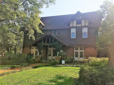 Montgomery Single Family Home For Sale: 842 Felder Avenue