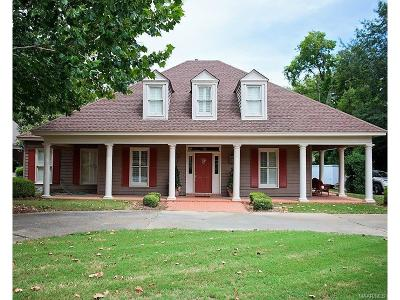 Montgomery Single Family Home For Sale: 3549 Melton Road