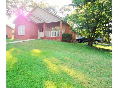 Millbrook Single Family Home For Sale: 485 Hickory Grove Road