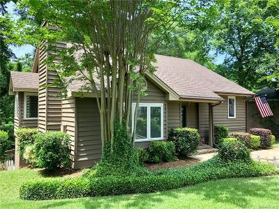 Prattville Single Family Home For Sale: 910 Running Brook Drive