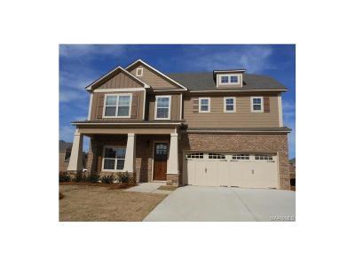 Prattville Single Family Home For Sale: 1717 Benson Street