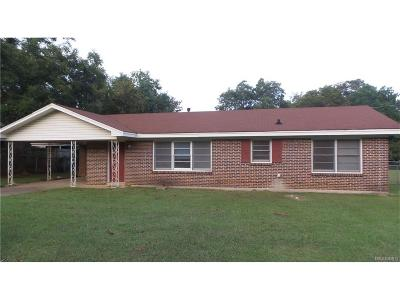 Prattville Single Family Home For Sale: 149 Odell Street