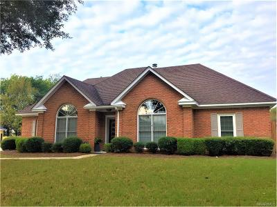Montgomery Single Family Home For Sale: 8858 Oak Meadow Court