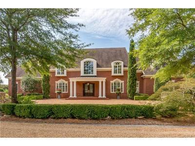 Montgomery Single Family Home For Sale: 7611 Lakeridge Drive
