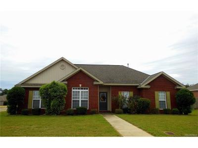 Prattville Single Family Home For Sale: 101 Coleman Drive