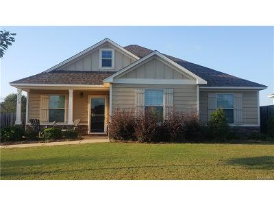 Prattville Single Family Home For Sale: 2179 Addison Way