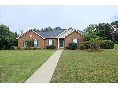 Prattville Single Family Home For Sale: 305 Hunting Ridge Road