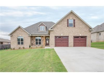 Prattville Single Family Home For Sale: 515 Weatherby Trail