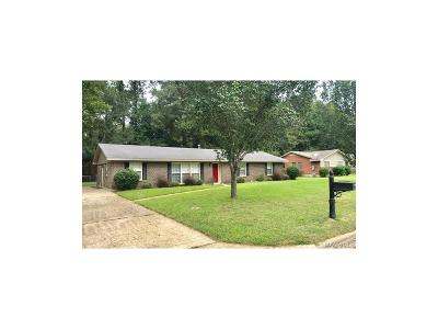 Millbrook Single Family Home For Sale: 3531 Robert E Lee Drive